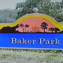 Naples Park called Baker Park