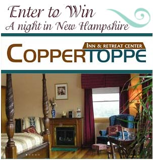 Enter to Win a Night In New England